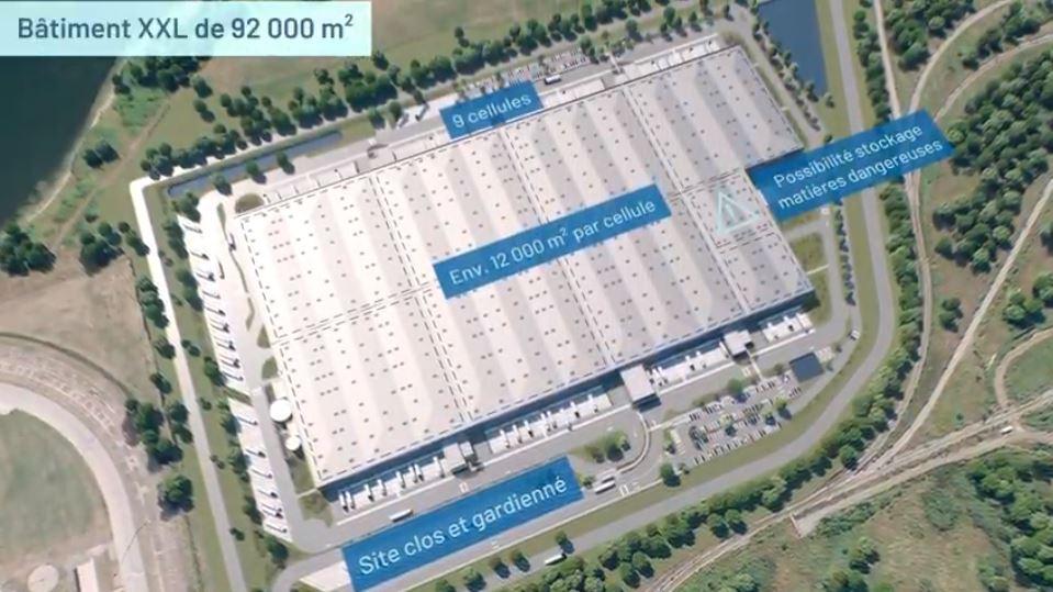 Développer votre logistique XXL dans la zone portuaire du Havre.